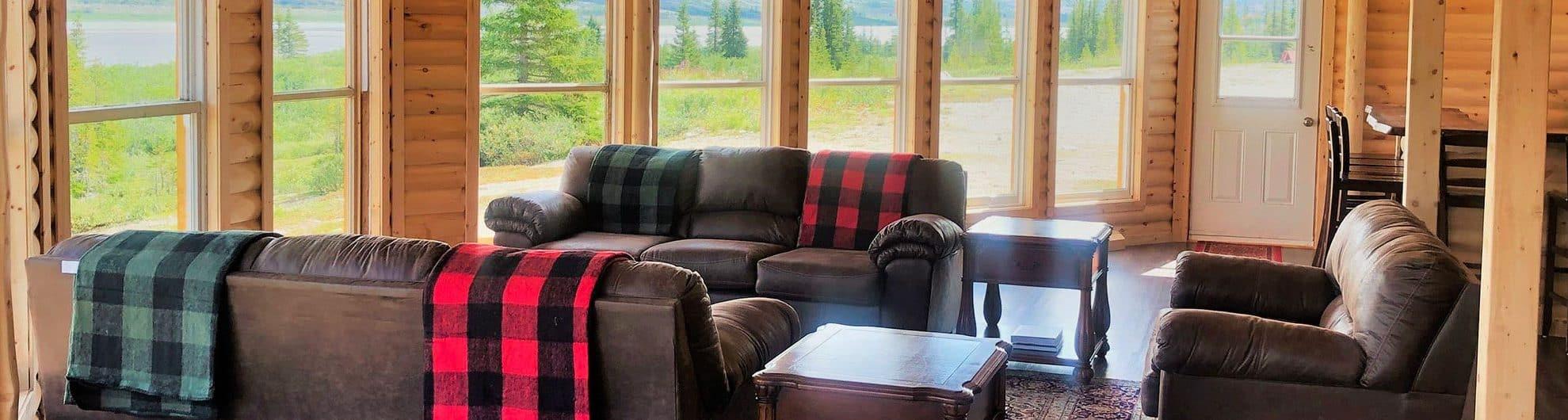 Wedge Hills Lodge Nunavik, Quebec, Canada