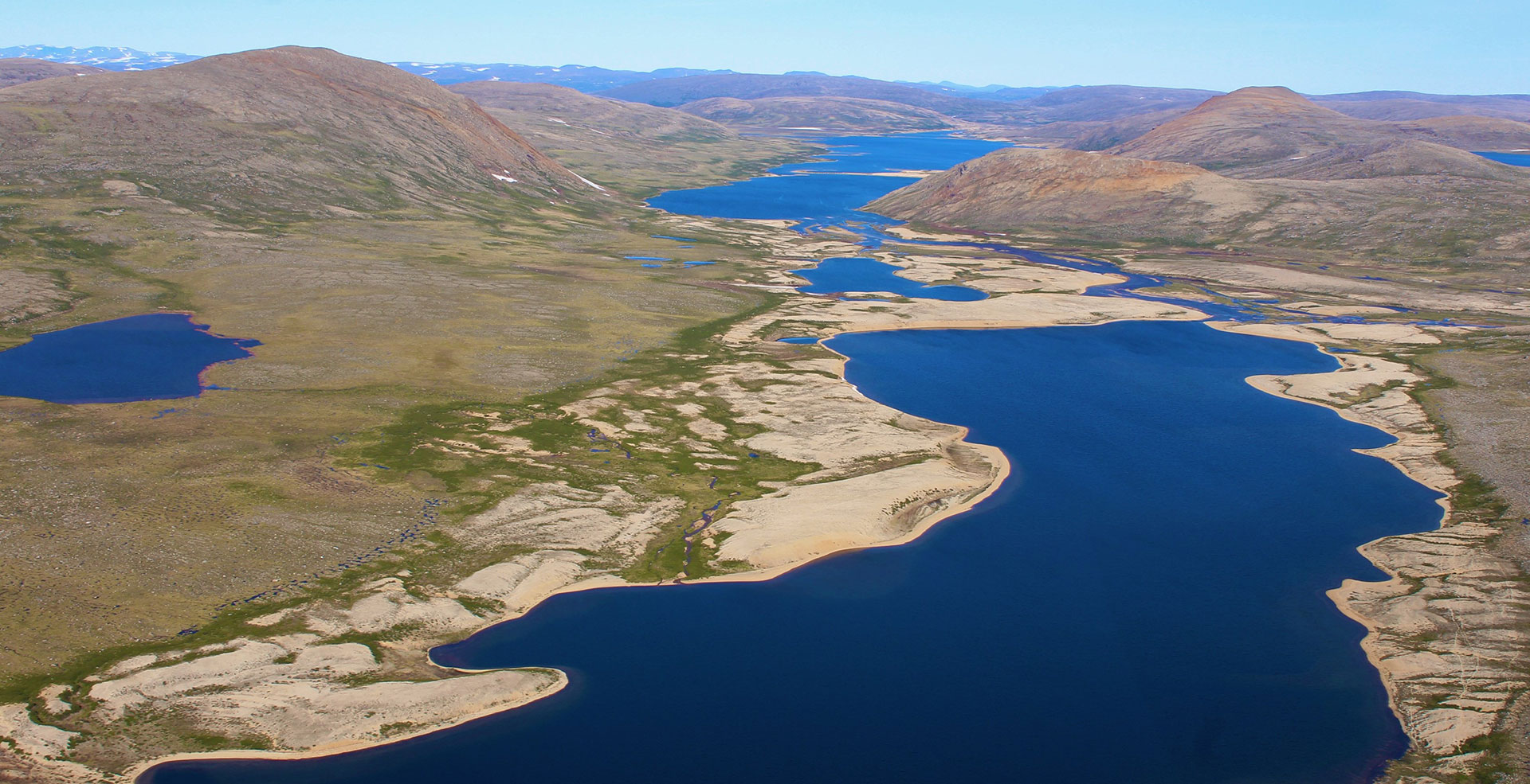 8-Day All-Inclusive Exploratory Arctic Char Tour