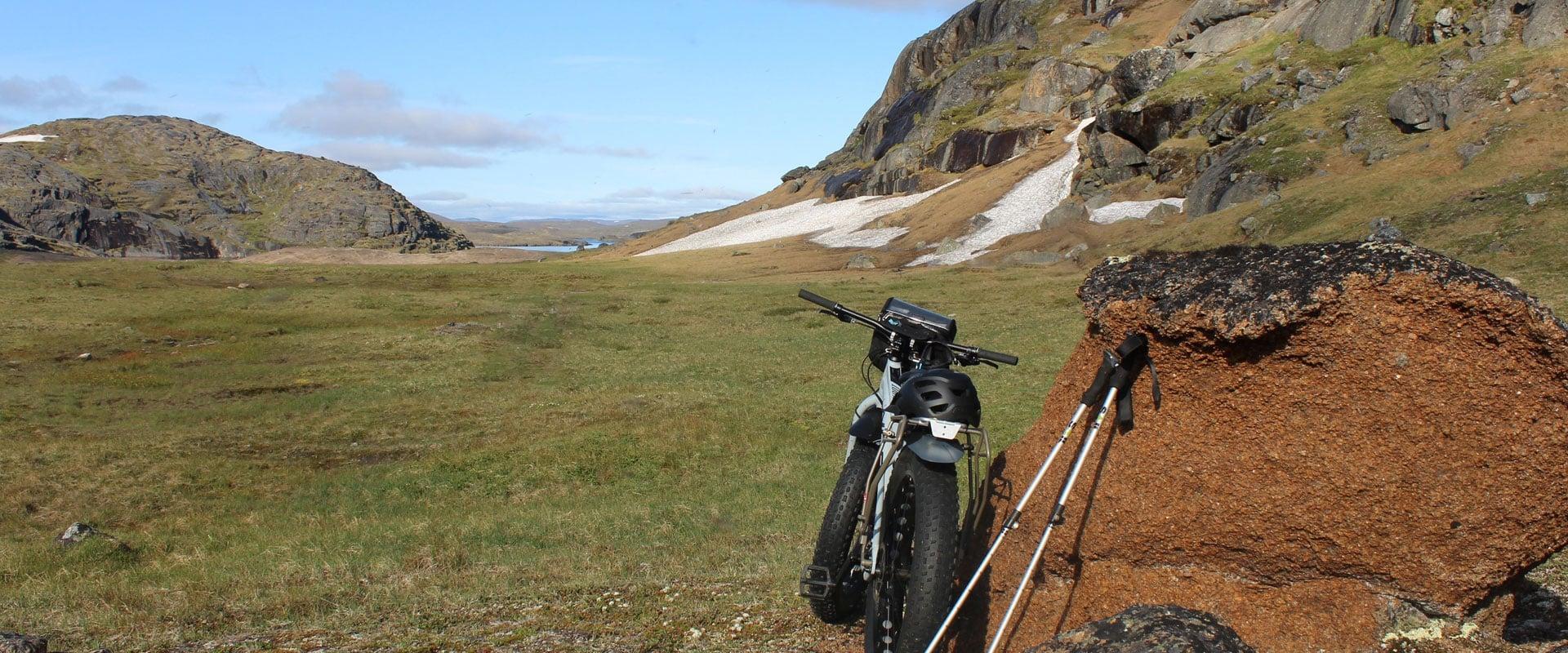Bike excursion