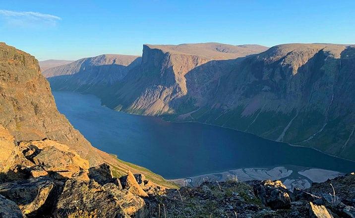 Trek and hike tours Quebec, Labrador