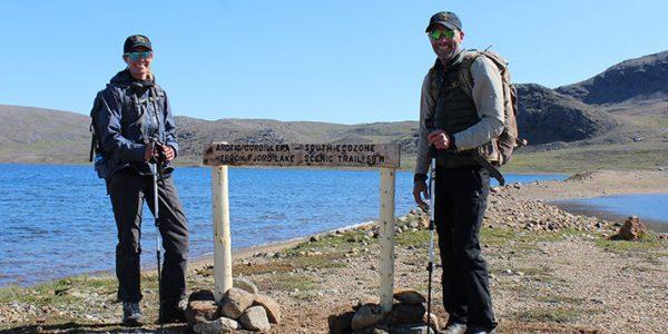 trek and hike