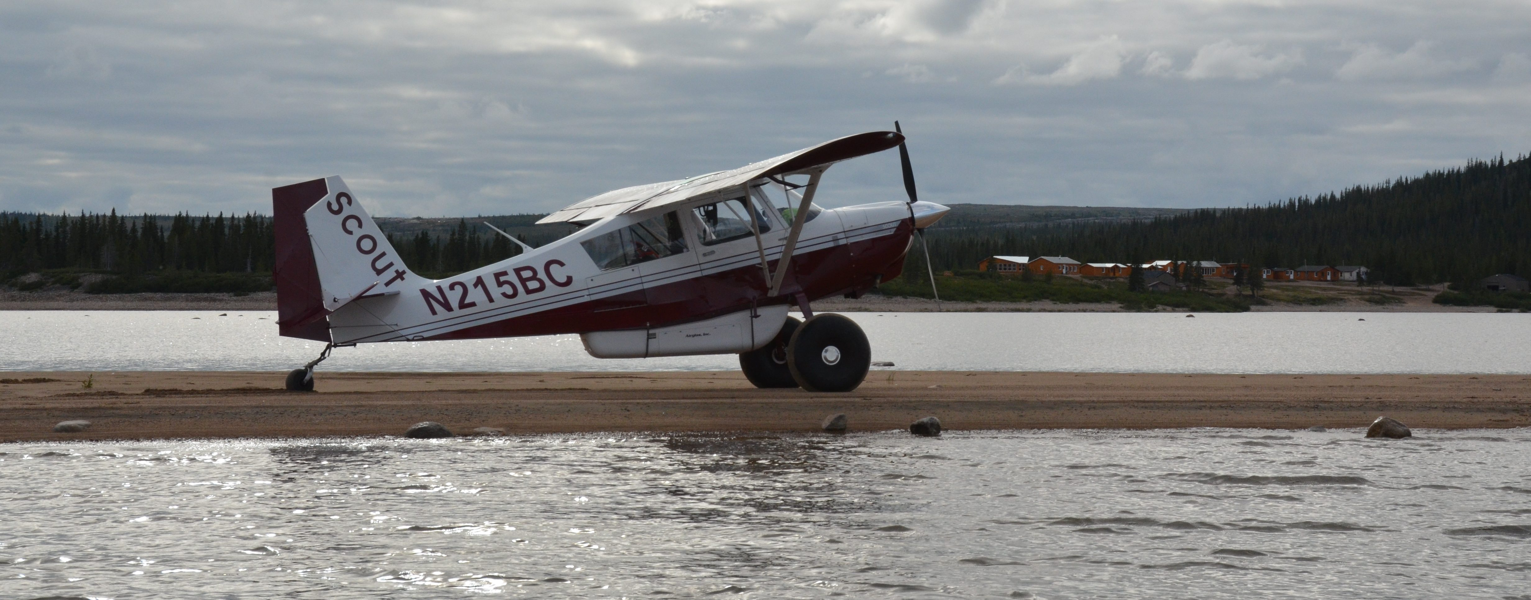 Vacation and Fishing Packages for Private Pilots