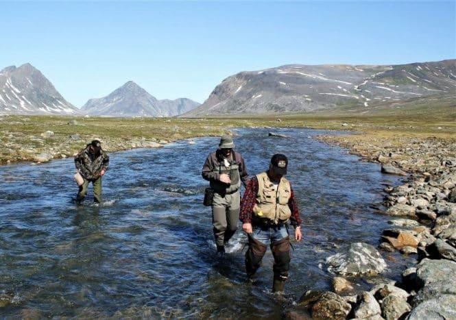 Pêche à la mouche et circuits nature nord du Québec