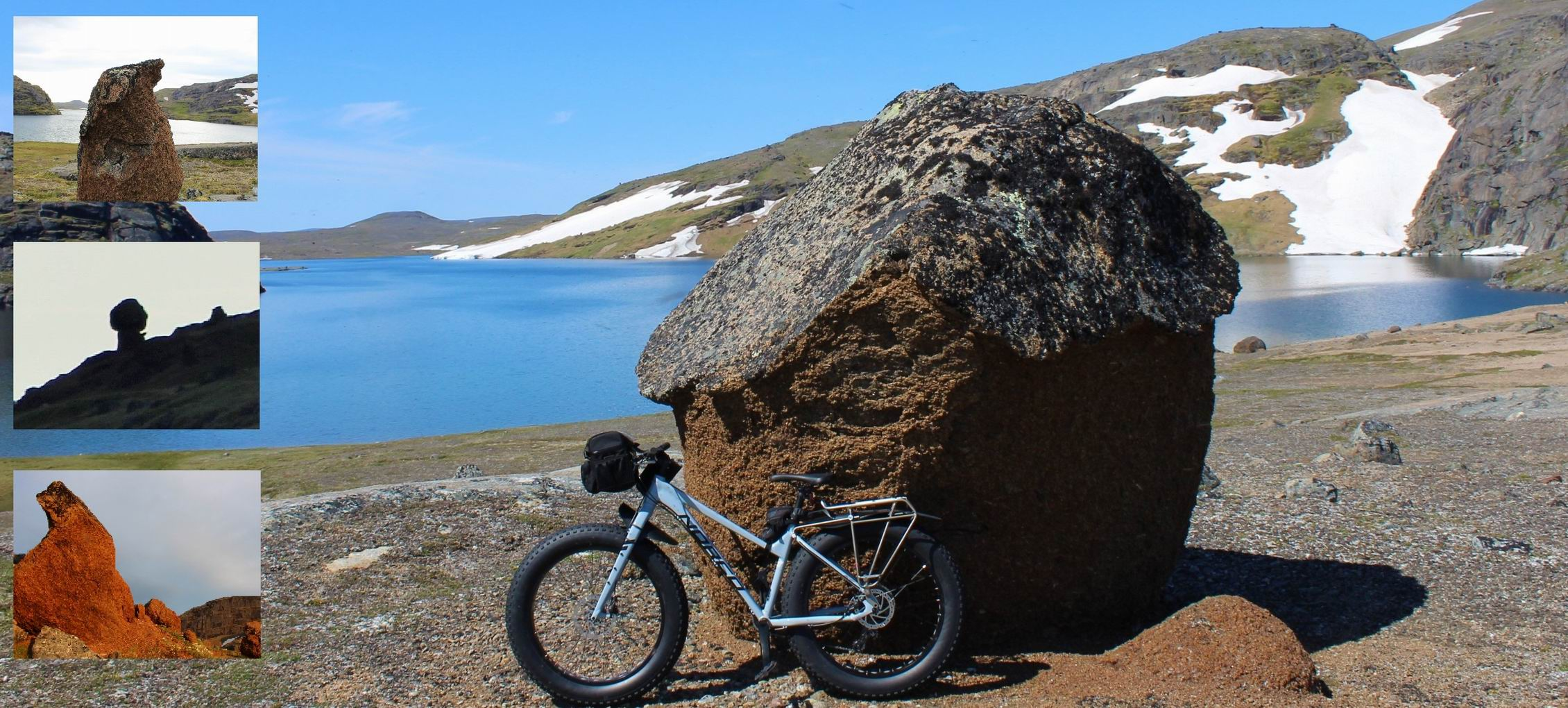 Excursion to the Secret Garden of the Monoliths in Labrador