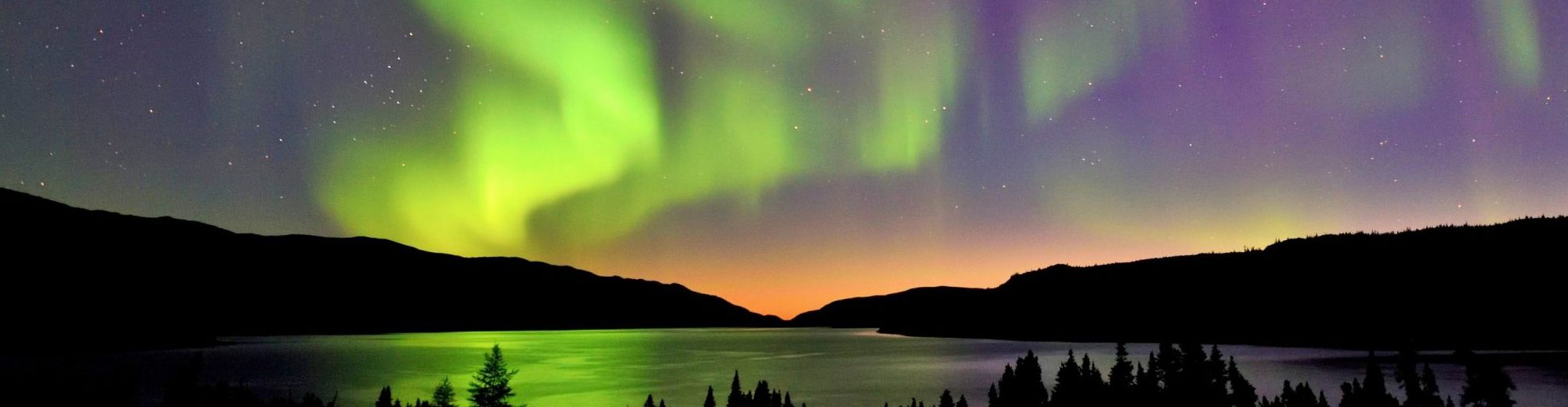 Seeing the Northern Lights in Arctic Quebec and Labrador